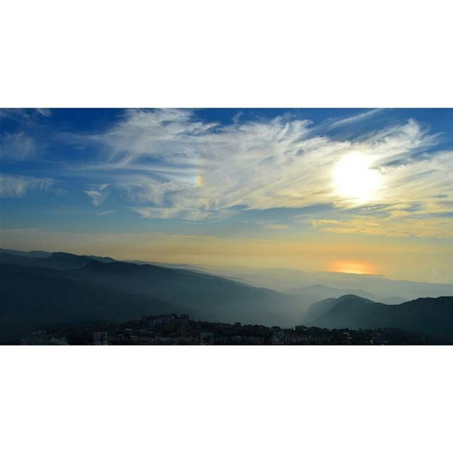 When nature draw, take a deep breath and enjoy the view! royalkhoury ... (Ehden, North Lebanon)