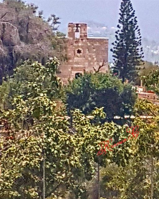 marelias  jiita  kesserwan  lebanon  oldchurch  beautifulnature ... (Mar Elias jeita)