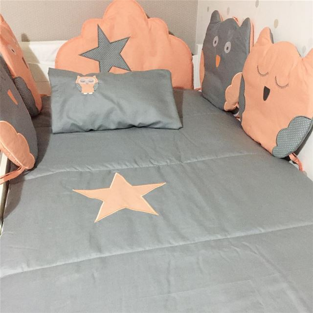 A star is born 🌟order your nursery bedding set 70602455. Write it on...