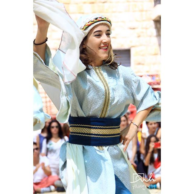 Lebanese folk dance and costume  photoftheday  traditional  oriental ...