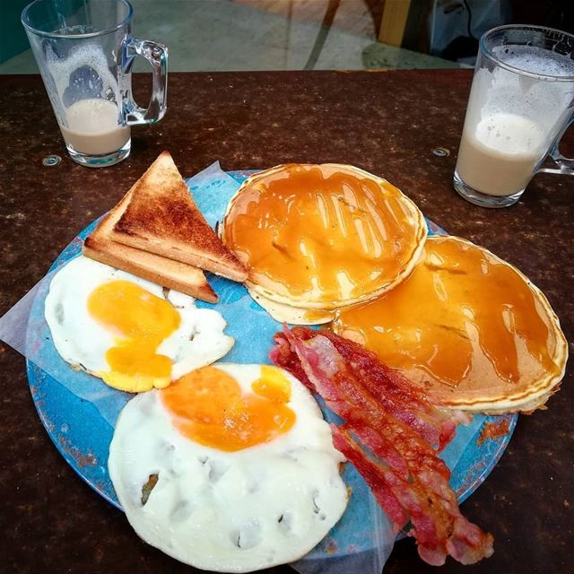 @pankeelb -  Our kinda Brunch with our Specialty Coffee!😍😎 pankee ... (Pankee)