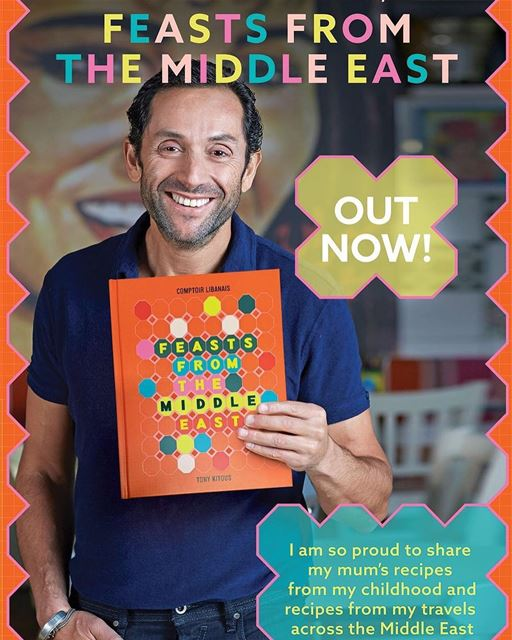 Today is one of the proudest days in my life!My newest cookbook is NOW...