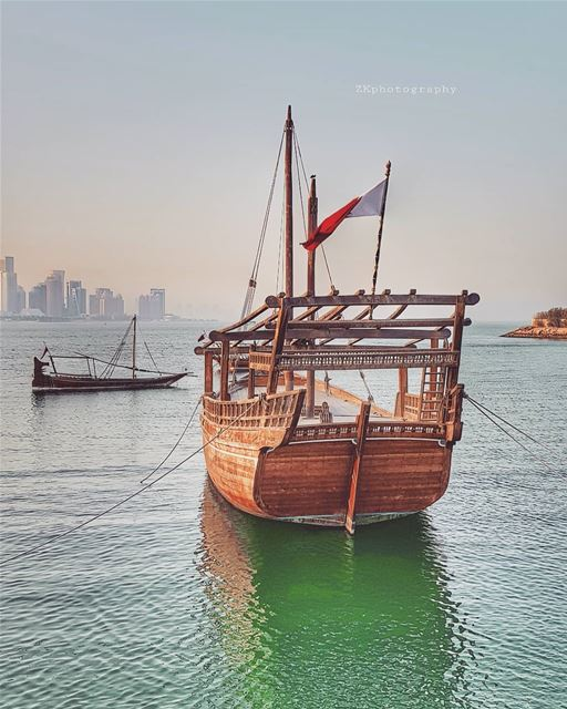 Beauty of the day.. * amazing_qatar  qatarism  clubhdrpro  clubasiapro ... (Doha)