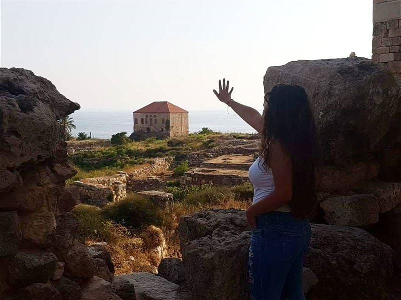 """Once you replace negative thoughts with positive ones, you'll start... (Byblos - Jbeil)"