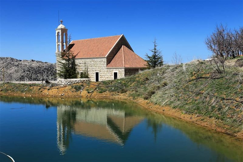 Have blessed and wonderful Sunday ==============================Location : (El Laklouk, Mont-Liban, Lebanon)