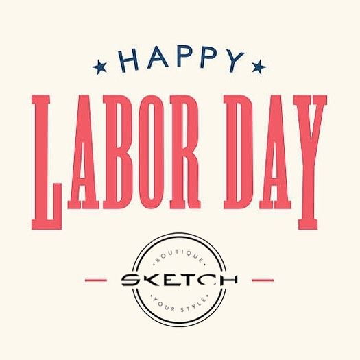 Happy Labor Day DailySketchLook 297 shopping  italian  boutique ... (Er Râbié, Mont-Liban, Lebanon)