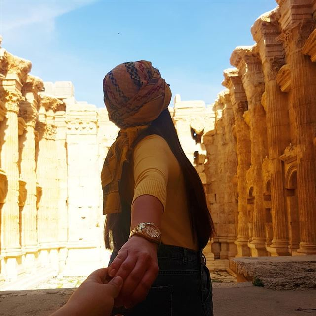 Together we can make a difference 💛 (Baalbek, Lebanon)