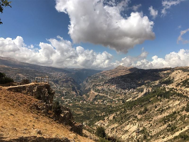 Time spent in nature is never a waste of time‼️‼️............... (Bsharri, Lebanon)