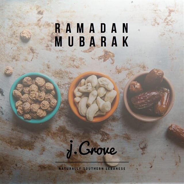 Wishing you peace, joy and blessings in this holy month. Ramadan Kareem! ❤...