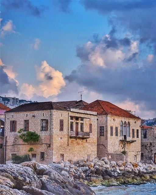 Refuse their naturalized reality, let's treasure & preserve our heritage,... (Jounieh)