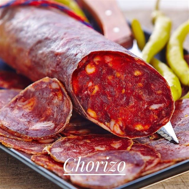 (На русском ⬇️)✅ CHORIZOThis classic spicy sausage is loaded with meaty... (zalka souk)