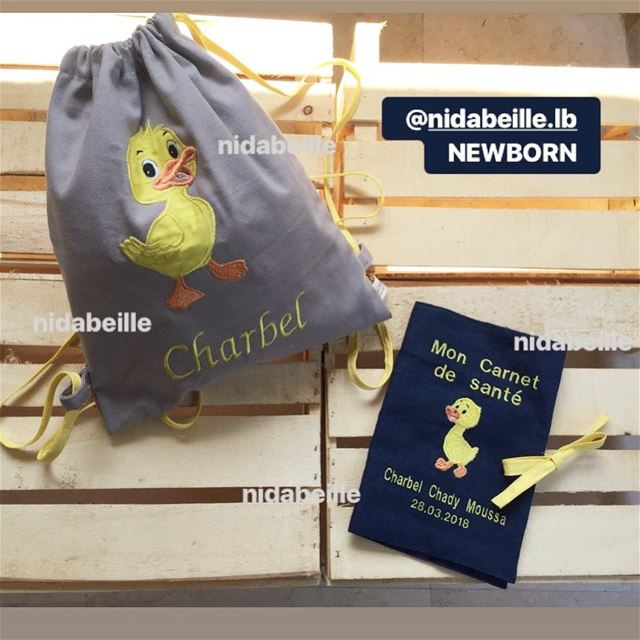 Baby Charbel ☀️Write it on fabric by nid d'abeille  baby  boy  charbel ...