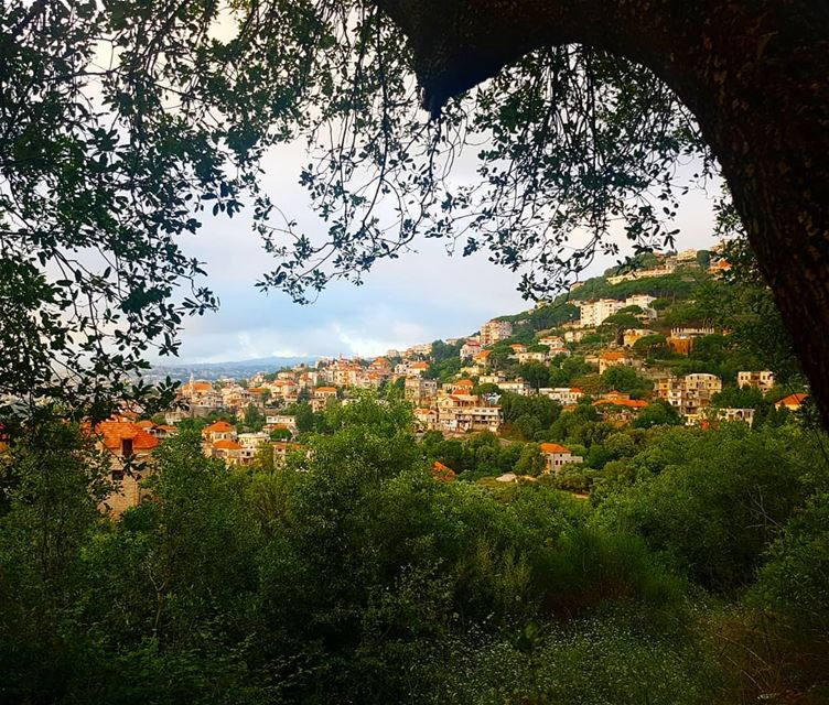 """It is often said that Beit Chabab is among the seven most beautiful... (Beït Chabâb, Mont-Liban, Lebanon)"