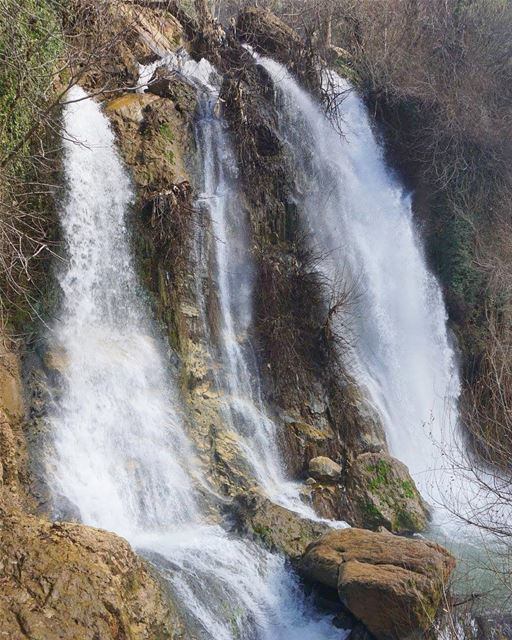 Kafarhilda waterfall  kafarhilda  batroundistrict  waterfall  northlebanon...