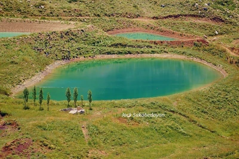 Akoura  akoura  mountlebanon  montliban  lakes  artificiallake ...