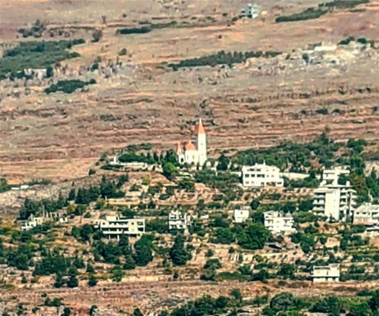 mybeautifulcountry  mylebanon   church  village ... (Bsharri, Lebanon)