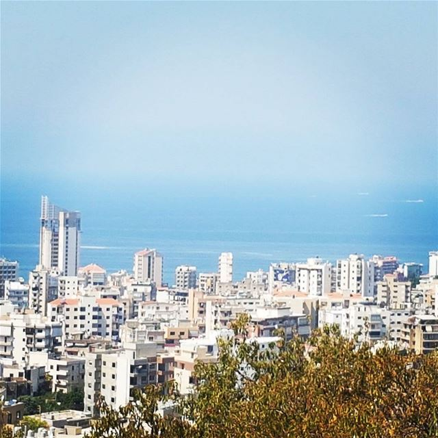 mybeautifulcountry  mylebanon  beachandmountains ... (Jounieh - Lebanon)