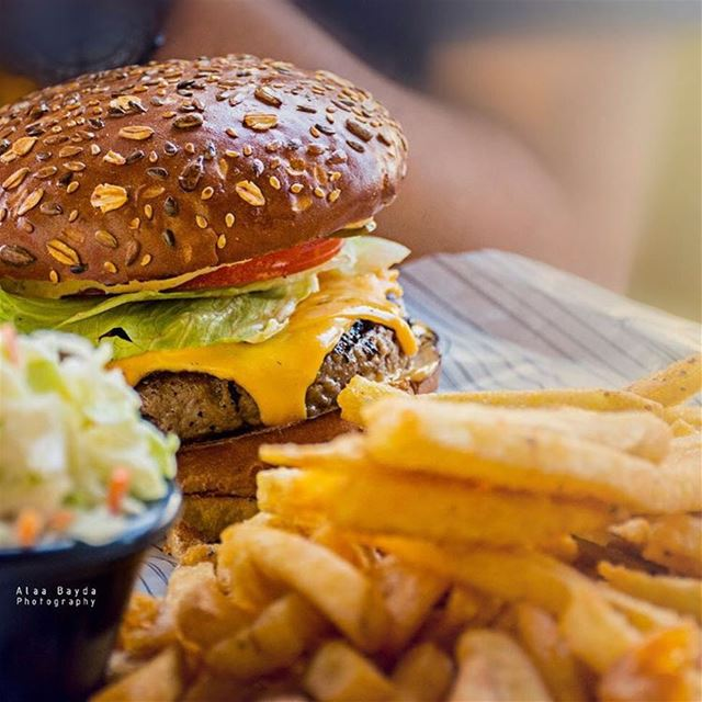 The  Mexican  burger classicburger cbj hamburger angus beef lebanon...